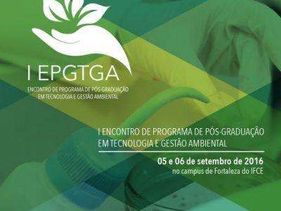 PPGER participa do I EPGTGA