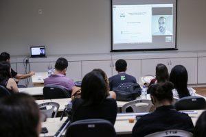 Participação do Prof. Dr. Pedro Medeiros por videoconferência