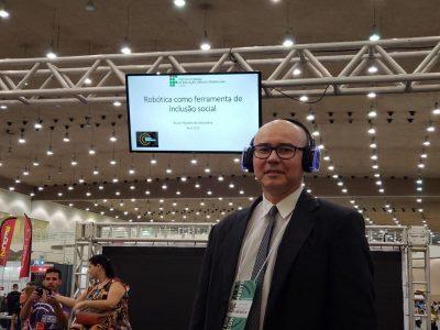 Docente do PPGER participa da Feira do Conhecimento 2018