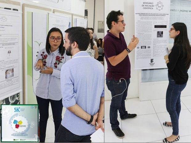 Participação de mestrandos na VII SEMIC – Semana de Iniciação Científica e Tecnológica do IFCE
