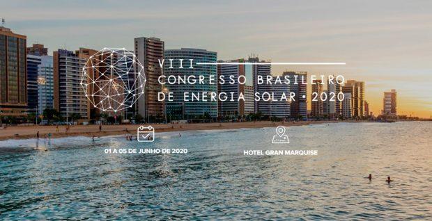 VIII Congresso Brasileiro em Energia Solar – CBNES 2020