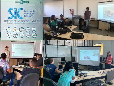 Participação dos mestrandos na VIII SEMIC – Semana de Iniciação Científica e Tecnológica do IFCE