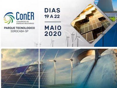 II Congresso de Energias Renováveis – ConER 2020